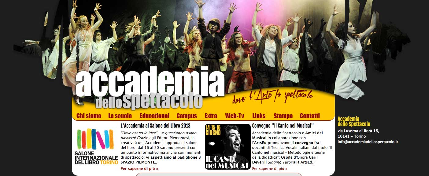 Header Accademia
